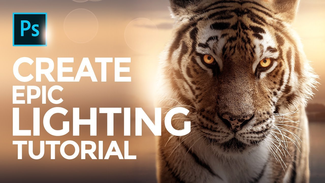Best Way To Create Lighting in Photoshop
