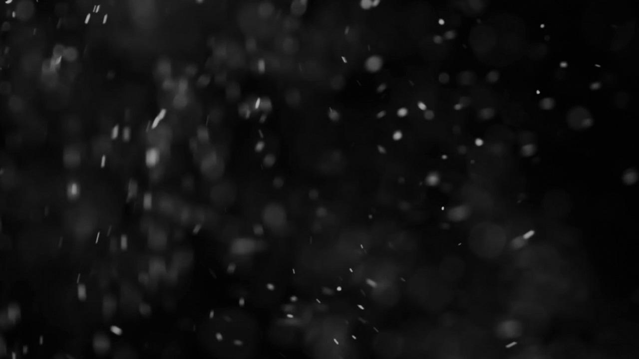 Snow & Dust Particles