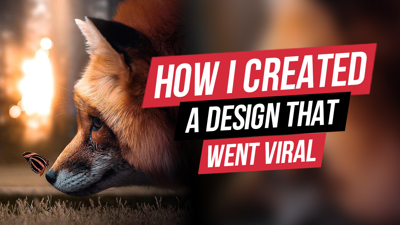 Viral Fox – Photoshop For Beginners #2