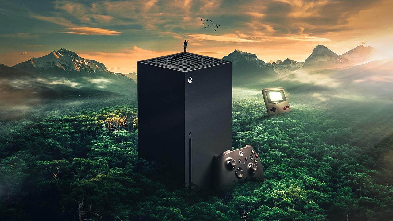 Xbox Series X Manipulation Tutorial in Photoshop