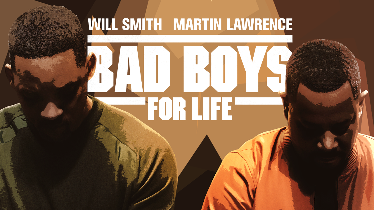 Bad Boys For Life – Movie Poster Tutorial in Photoshop