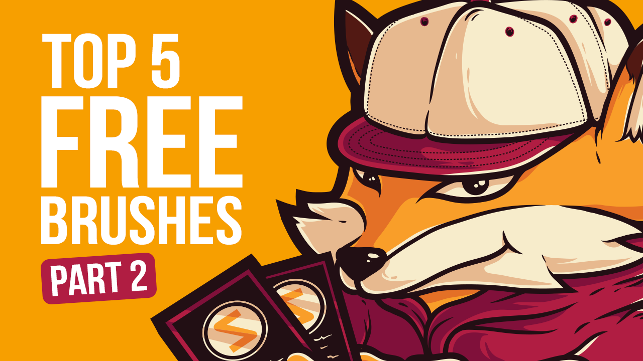 Top 5 Free Photoshop Brushes That You Need!